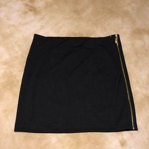 Vince Camuto Zipper Skirt, Size 14